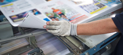 הדפסה דיגיטלית לעומת האופסט