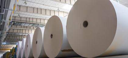 תהליך ייצור הנייר לענף הדפוס