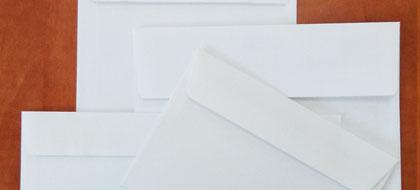 מעטפות טקסטורה לבנות
