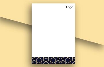 נייר מכתבים A4